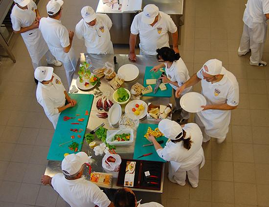 La cucina didattica